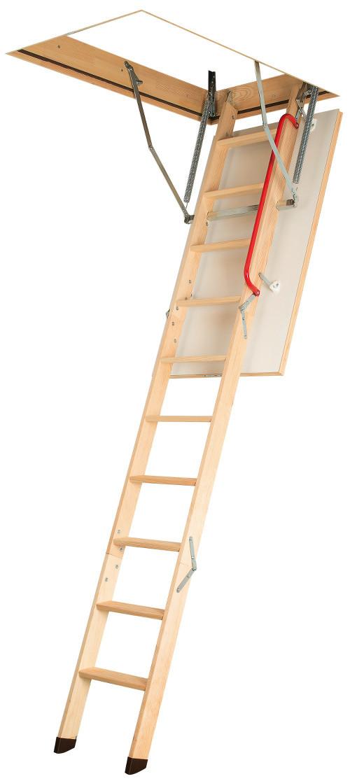 Půdní schody čtyřdílné FAKRO LWK-280 60x100