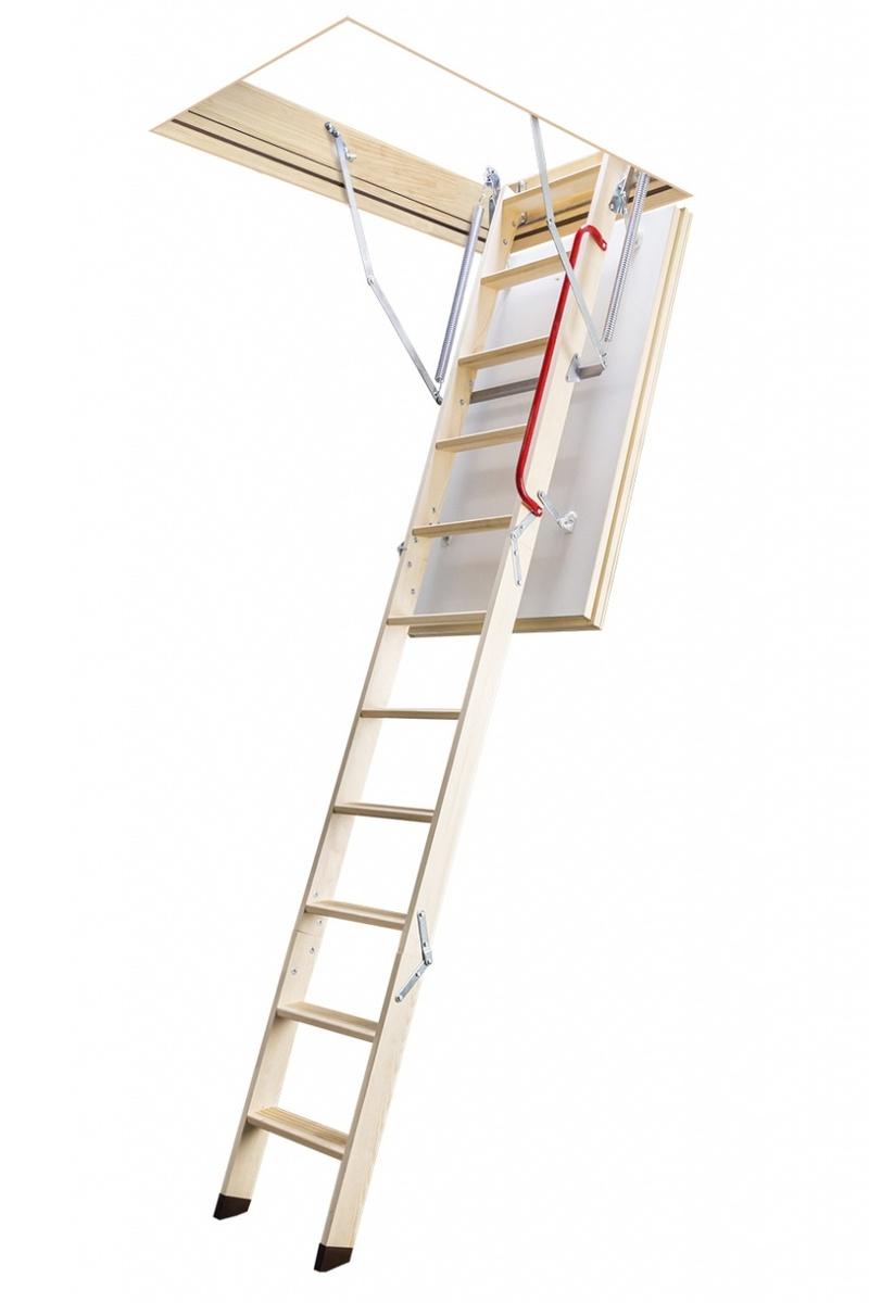 Půdní schody čtyřdílné FAKRO LTK-280 60x100