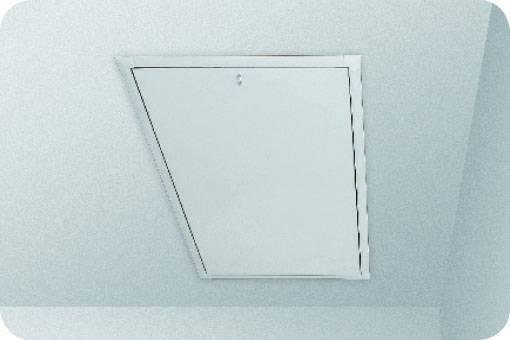 Krycí lišty k půdním schodům FAKRO LXL-PVC bílé